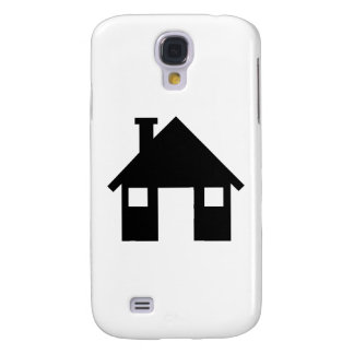 House symbol samsung galaxy s4 cover