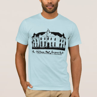 House That Jack Built - Humorous French T-Shirt