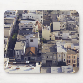 House Themed, Modern Housing Residence Views From Mouse Pad