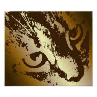 House Tiger Poster