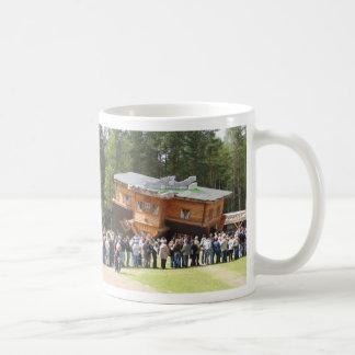 House Upside-Down Classic White Coffee Mug