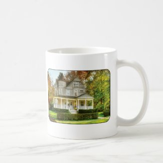 House - Victorian Dream House mug