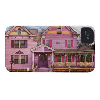 House - Victorian - I love bright colors Blackberry Cases