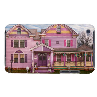 House - Victorian - I love bright colors Barely There iPod Case