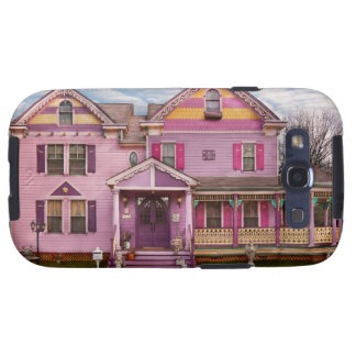House - Victorian - I love bright colors Galaxy SIII Cases
