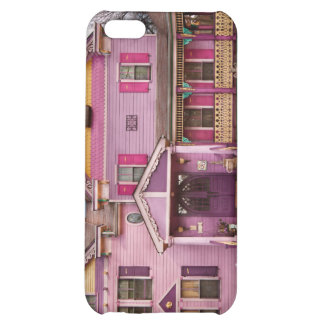 House - Victorian - I love bright colors iPhone 5C Cover
