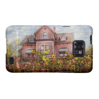 House - Victorian - Summer Cottage  Samsung Galaxy Cases