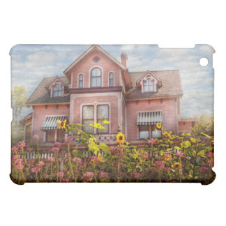 House - Victorian - Summer Cottage  Case For The iPad Mini