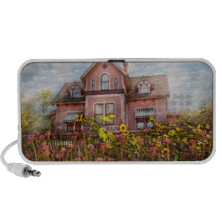 House - Victorian - Summer Cottage  iPhone Speakers