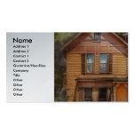 House - Victorian - The wayward inn Business Cards