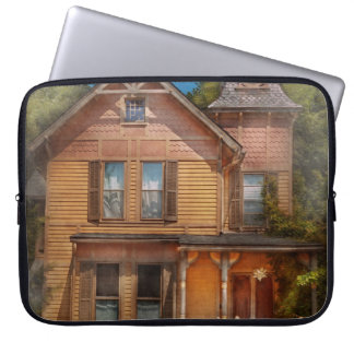 House - Victorian - The wayward inn Computer Sleeves