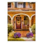 House - Visiting Grandma Cards