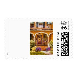 House - Visiting Grandma Postage