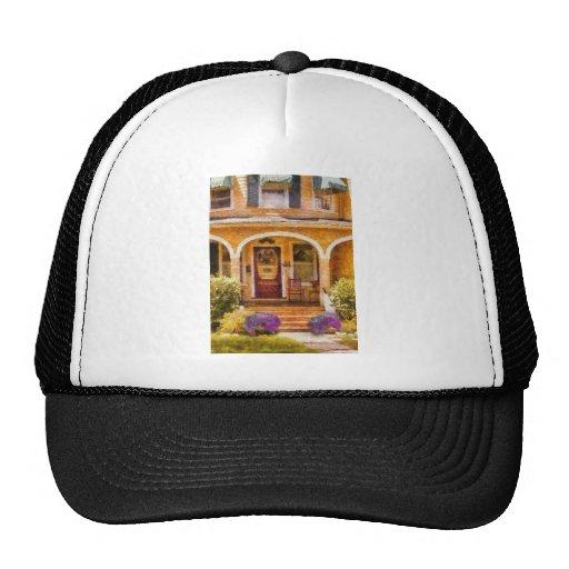 House - Visiting Grandma Trucker Hat