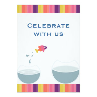 House Warming Party Celebrate with us Card