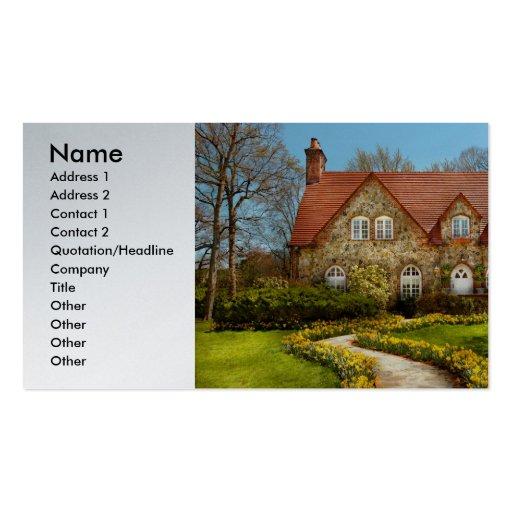 House - Westfield NJ - The estates .jpg Business Card Templates