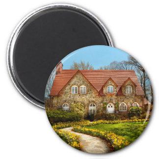 House - Westfield NJ - The estates .jpg Fridge Magnet