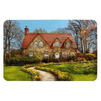 House - Westfield NJ - The estates .jpg Vinyl Magnet