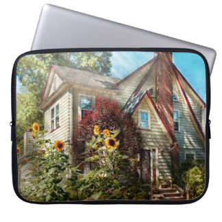 House - Westfield, NJ - The summer retreat Computer Sleeves