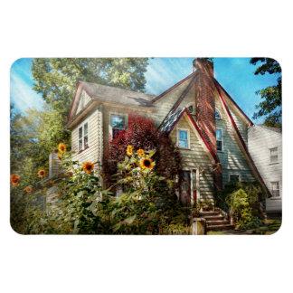 House - Westfield, NJ - The summer retreat Flexible Magnets
