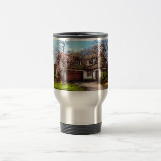 House - Westfield NJ - Who doesn't love spring Travel Mug