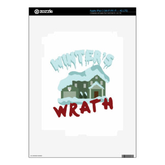House Winters Wrath Decals For iPad 3