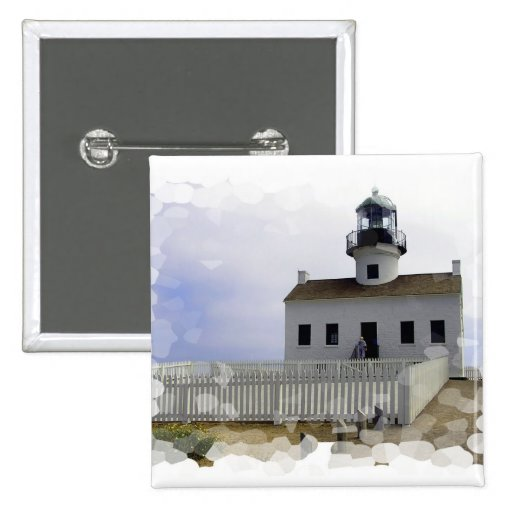 House with Lighthouse Pin