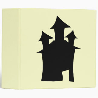 House with Three Towers. Binder