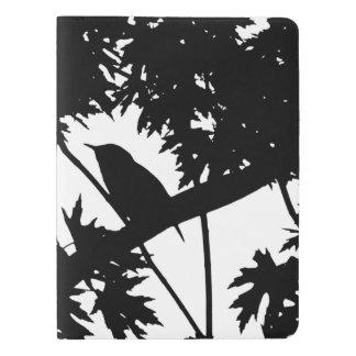 House Wren Silhouette Love Bird Watching Extra Large Moleskine Notebook