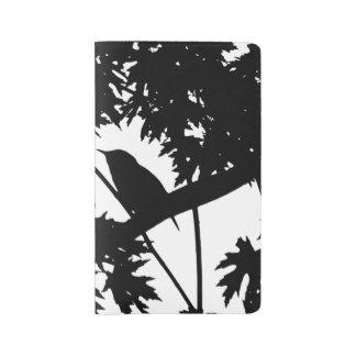 House Wren Silhouette Love Bird Watching Large Moleskine Notebook