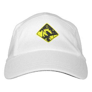House Wren Warning Sign Love Bird Watching Hat