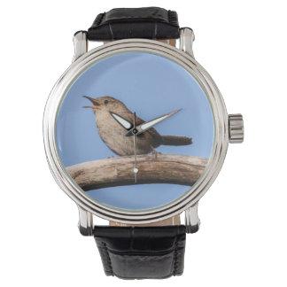 House Wren Wristwatches