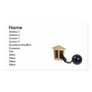 HouseBallChain082510, nombre, dirección 1, Tarjetas De Visita