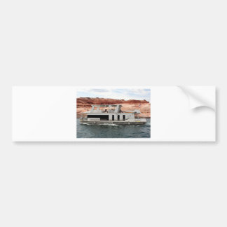 Houseboat, Lake Powell, Arizona, USA 10 Bumper Sticker