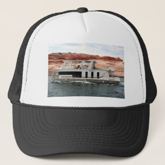 Houseboat, Lake Powell, Arizona, USA 10 Trucker Hat