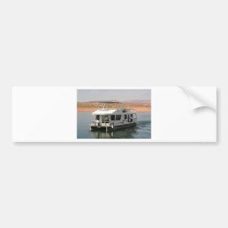 Houseboat, Lake Powell, Arizona, USA 5 Bumper Sticker
