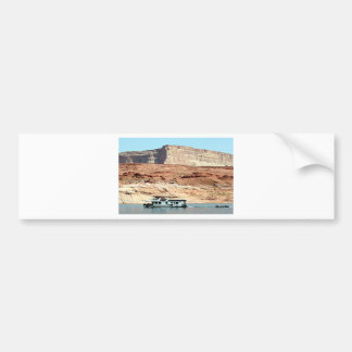 Houseboat, Lake Powell, Arizona, USA 7 Bumper Sticker