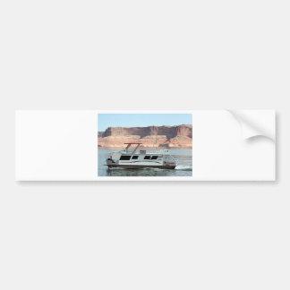 Houseboat, Lake Powell, Arizona, USA 8 Bumper Sticker