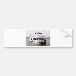 Houseboat, Lake Powell, Arizona, USA 9 Bumper Sticker
