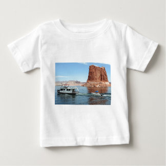 Houseboat, Lake Powell, USA Baby T-Shirt