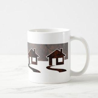 HouseCup Taza Básica Blanca