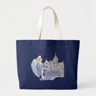 Household Angel Canvas Bag