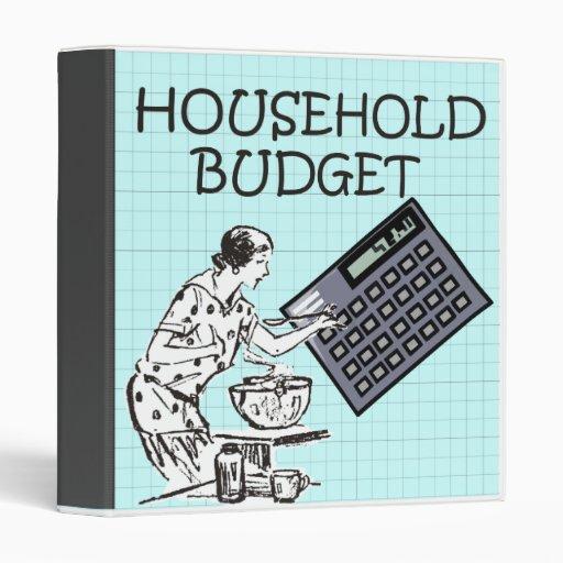 Household Budget Binder