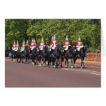 Household Cavalry Card