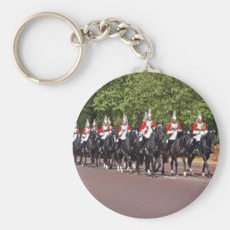 Household Cavalry Key Ring Key Chain