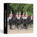 Household Cavalry soldiers London photo album Vinyl Binders
