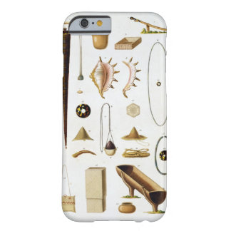 Household utensils and weapons from the Mariannas Barely There iPhone 6 Case