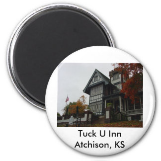 houseinfall 2 inch round magnet