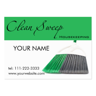 133 housecleaning business cards and housecleaning for Housekeeper business card examples