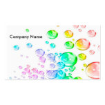 Housekeeping Company Business Card